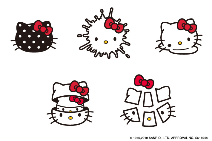 HELLO KITTY MEETS muta